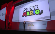 See Super Mario 3DS in action