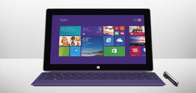 Microsoft's Surface line sees a 38% growth