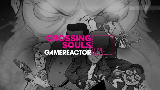 Today on GR Live we're playing Crossing Souls