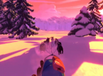 The Red Lantern is an icy adventure about dog sledding