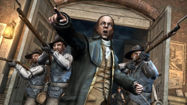 ACIII - The Tyranny of King Washington