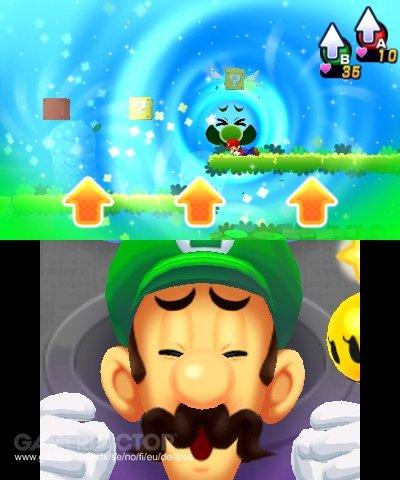 Pictures Of Mario Luigi Dream Team Bros 52 53