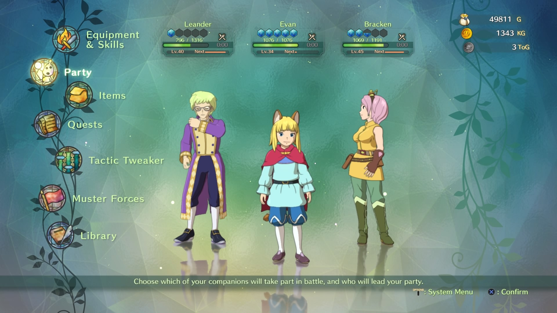 Pictures Of Ni No Kuni Ii A Helpful Guide Through Evan S Quest 5 9