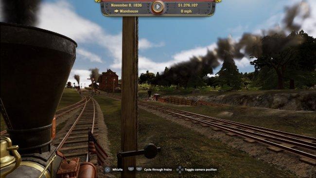 Railway Empire Review - Gamereactor