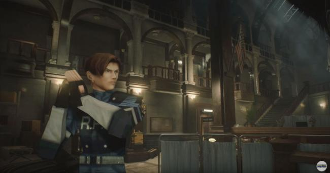 Classic low-poly character models coming to Resident Evil 2