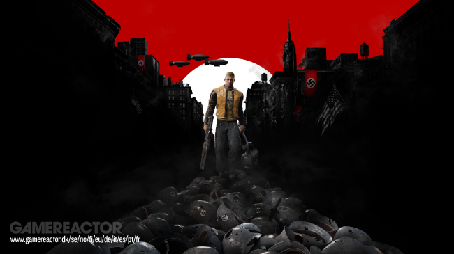 Wolfenstein II aiming for