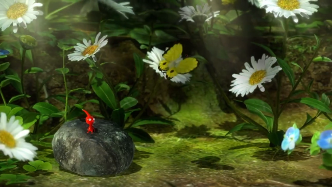Pikmin 3 Deluxe revealed for Nintendo Switch