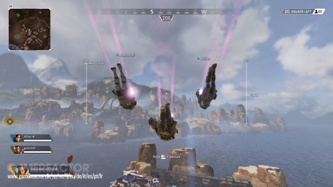 Apex Legends - Launch Impressions