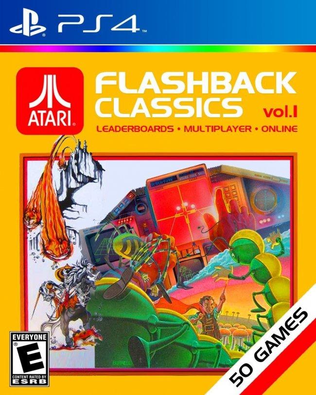 classic atari games for ps4