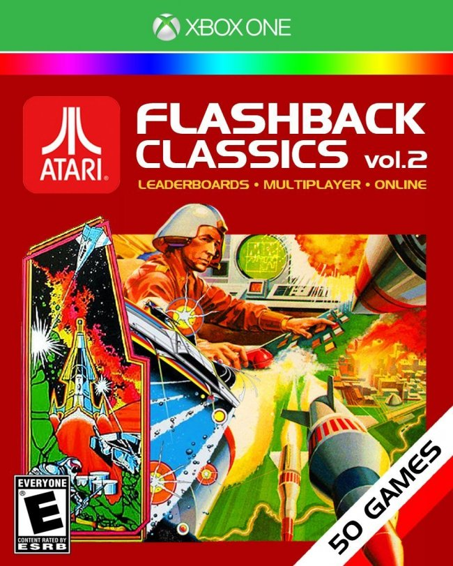 Atari To Release 100 Classic Games On Xbox One And PS4