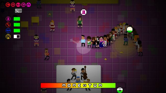 Conga Master releases for Xbox One
