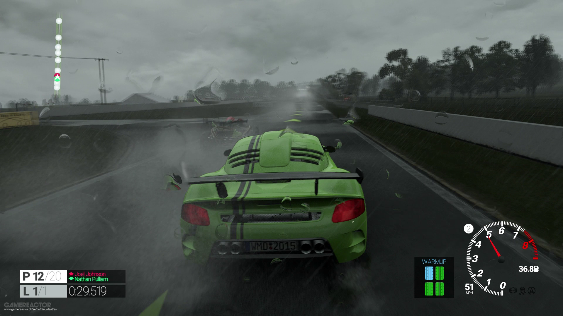 Exclusive Screenshots From Project CARS On PS4