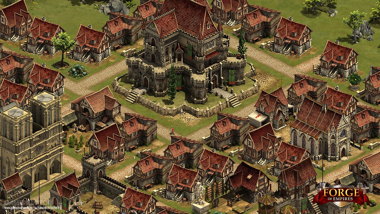 forge of empires tutorial