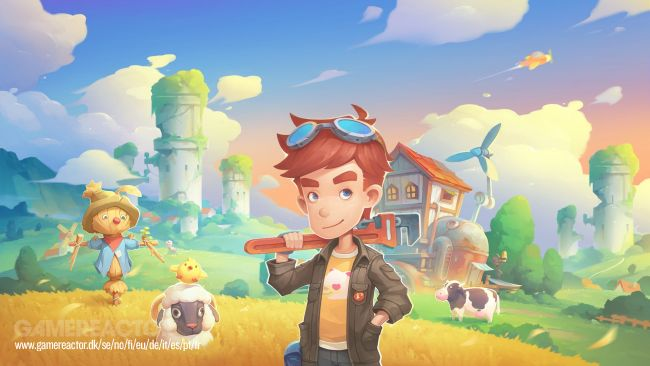 My Time at Portia is ploughing its way to iOS & Android