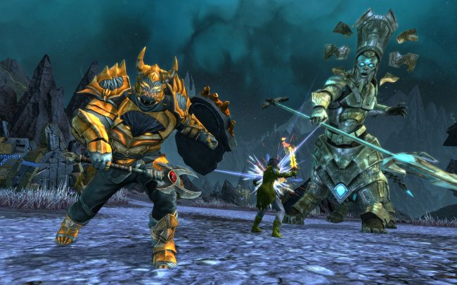 Rift's Prophecy of Ahnket receives Celestial Storm update