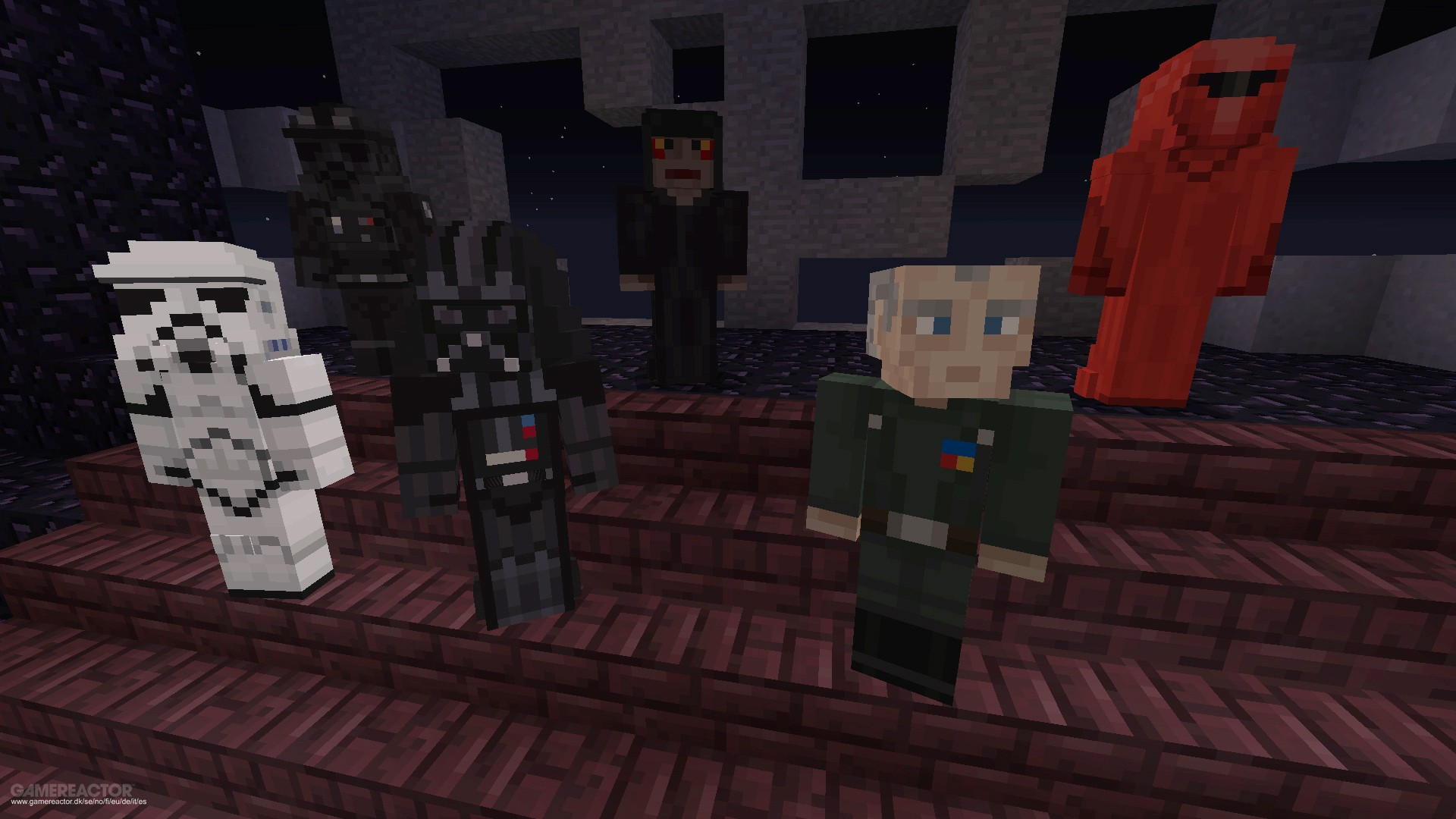 Pictures Of Star Wars Added To Minecraft As Dlc 3 20