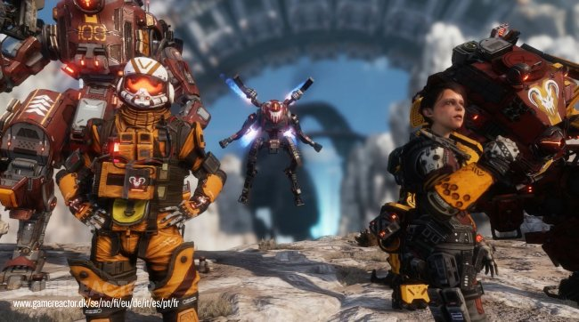 Talking to Titans: Respawn on Titanfall 2