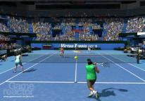More on Virtua Tennis 2009