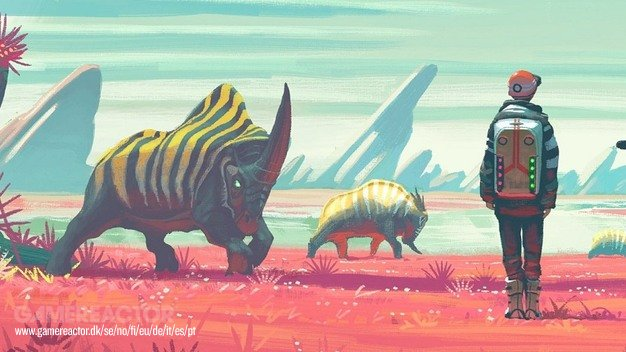 Some players are getting refunds after buying No Man's Sky