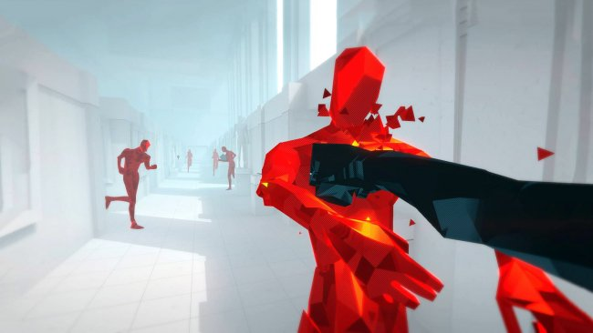 Superhot VR arrives on the Oculus Quest