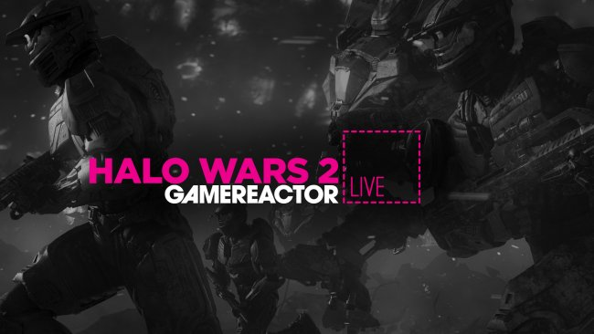 Today on GR Live: Halo Wars 2