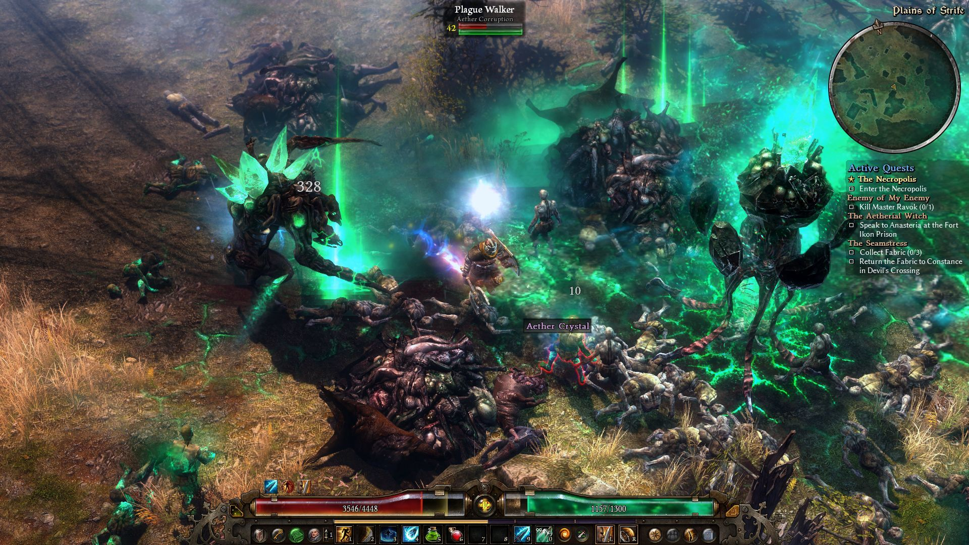 Community Blog by eastyy // Grim Dawn Is an Awesome ARPG