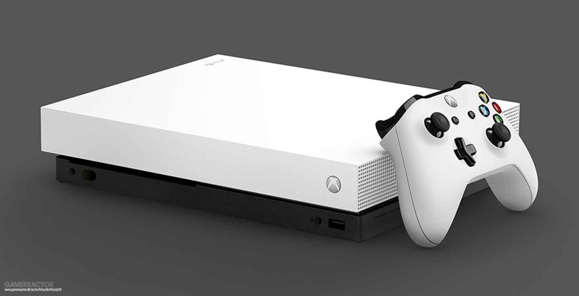 Are Anaconda and Lockhart the next-gen Xbox consoles