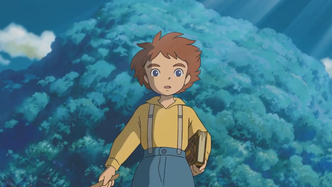 Ni No Kuni: Wrath of the White Witch Remastered trailer shown
