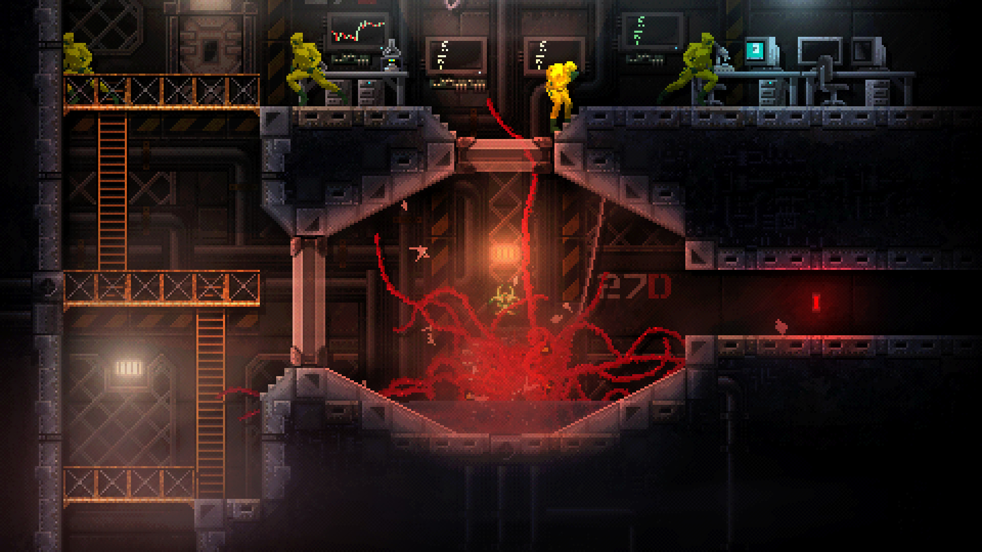 Carrion Review Gamereactor