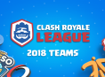 Clash Royale League reveals majority of teams