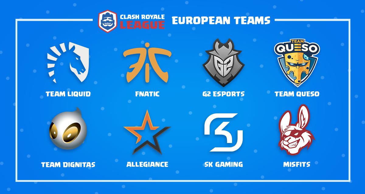 Pictures Of Clash Royale League Reveals Majority Of Teams 2 4