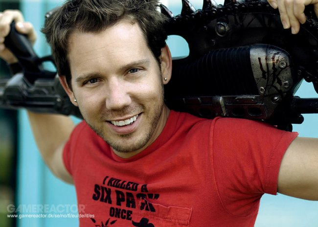 Cliff Bleszinski has an itch to make