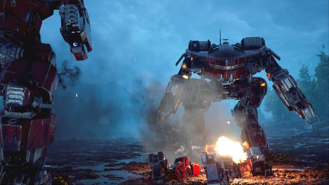 MechWarrior 5: Mercenaries is getting cross-play and more in Year One update on May 27
