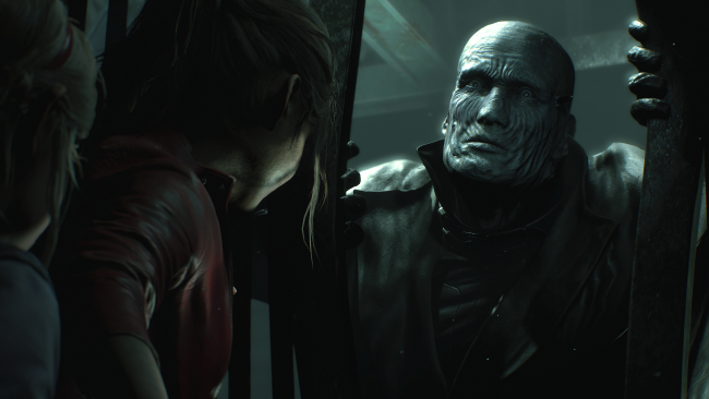Resident Evil 2 triples concurrent launch players of RE7 on Steam