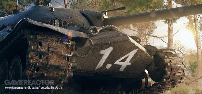 World of Tanks - Update 1.4 Impressions