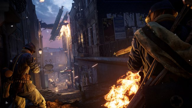 Battlefield 1's July update has landed