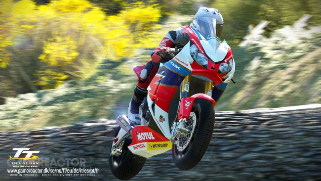 TT Isle Of Man: Ride on the Edge's scores a new trailer
