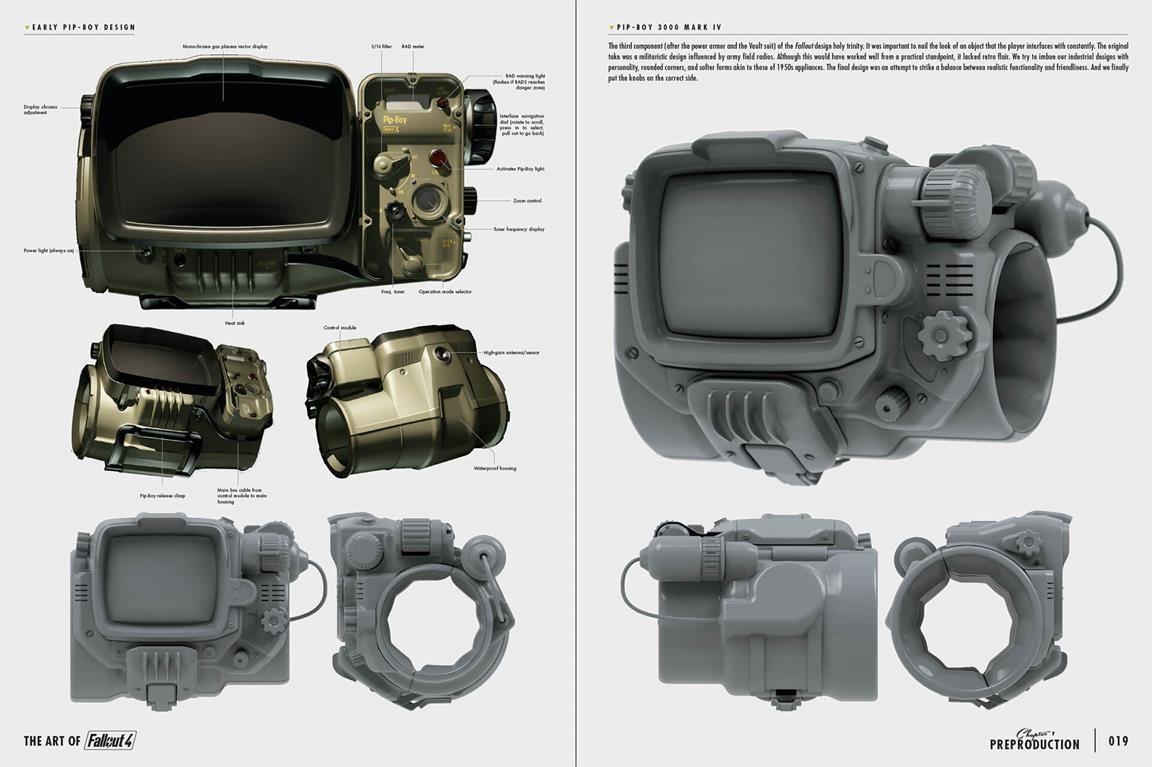 Bethesda Reveals Concept Art For Fallout 4