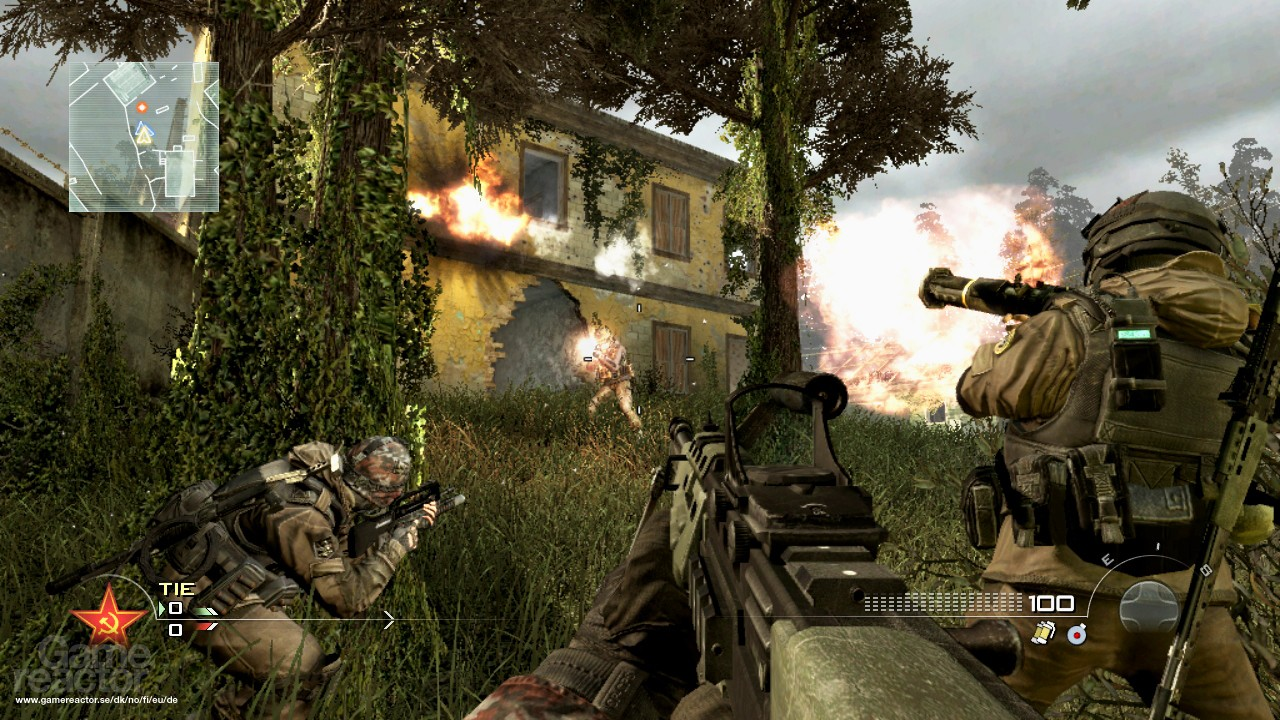 Pictures of Call of Duty maps are popular 1/1