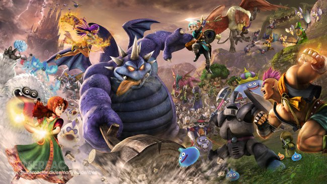 Dragon Quest Heroes II's western release might have leaked