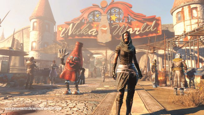 Fallout 4's Nuka-World expansion detailed in new dev diary