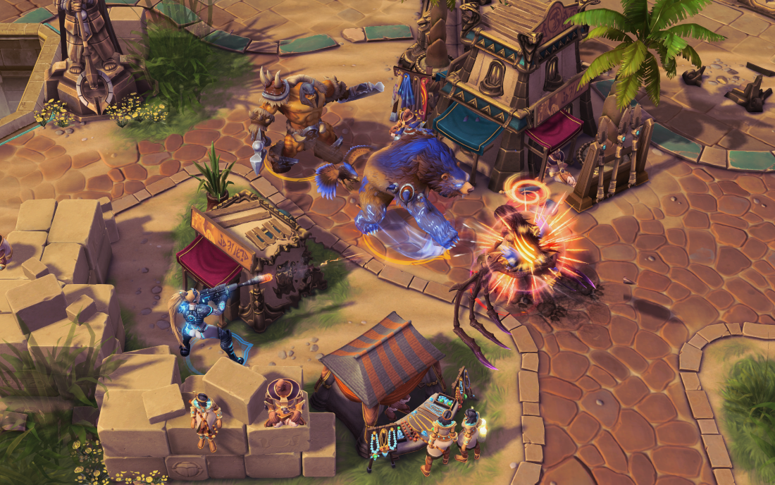 Heroes Of The Storm Shows Off Rexxar In A New Trailer Rexxar counter picks, synergies and other matchups. heroes of the storm shows off rexxar in