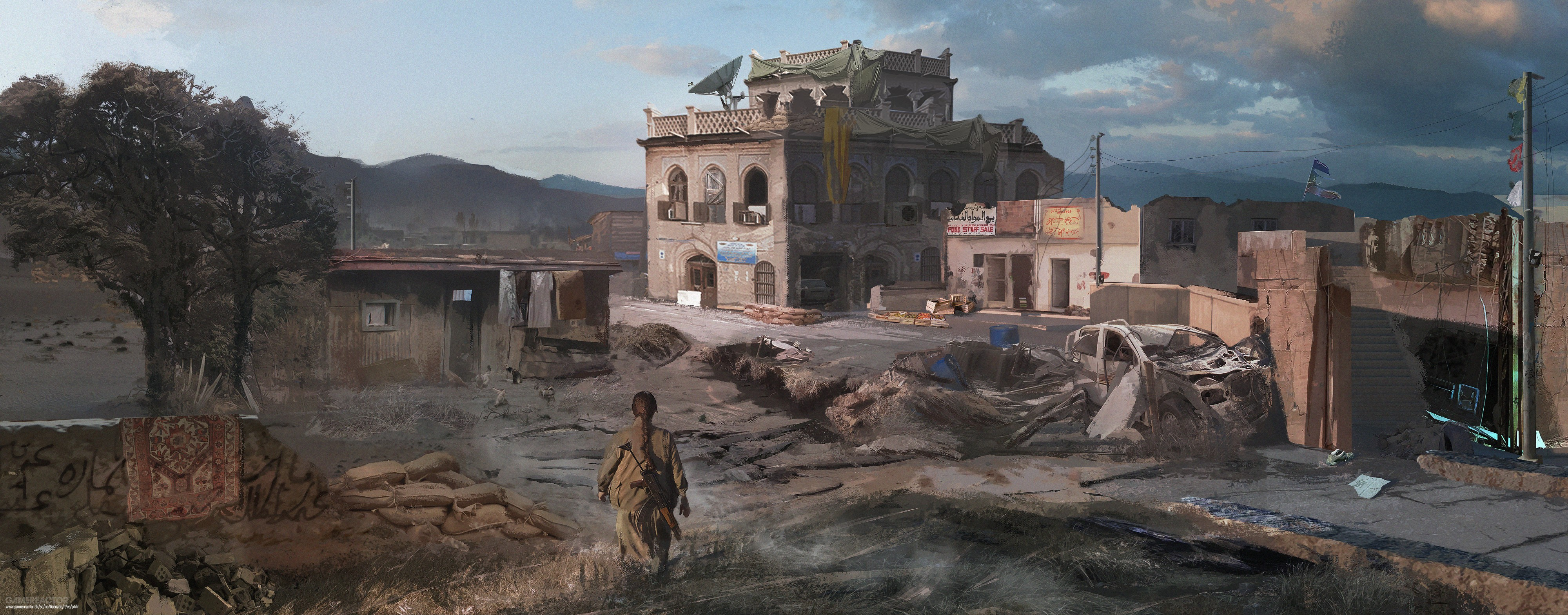Pictures of Insurgency: Sandstorm to