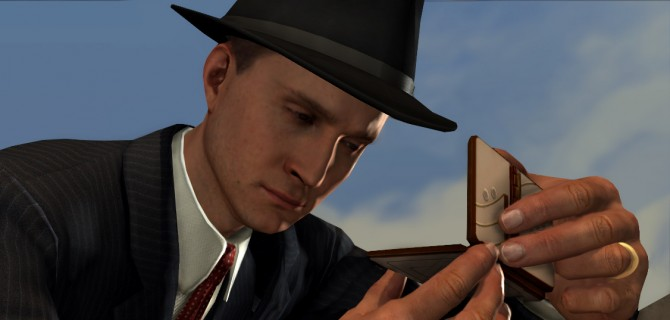 Rumour: L.A. Noire remaster might have VR and first-person