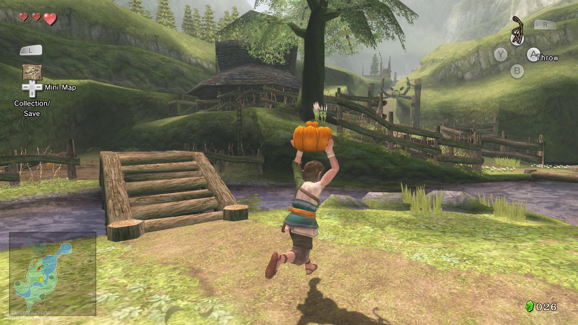 Pictures of The Legend of Zelda: Twilight Princess HD