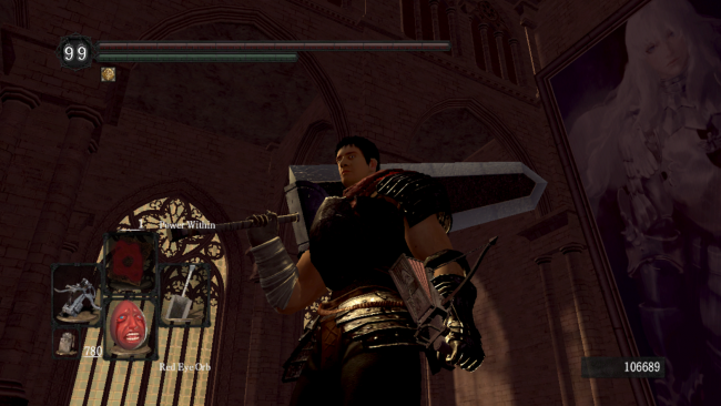 Modder brings Berserk's Guts to Dark Souls