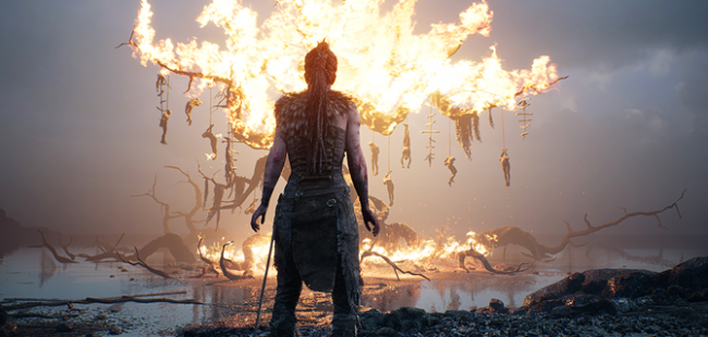 Ninja Theory showcases cinematic tech used in Hellblade