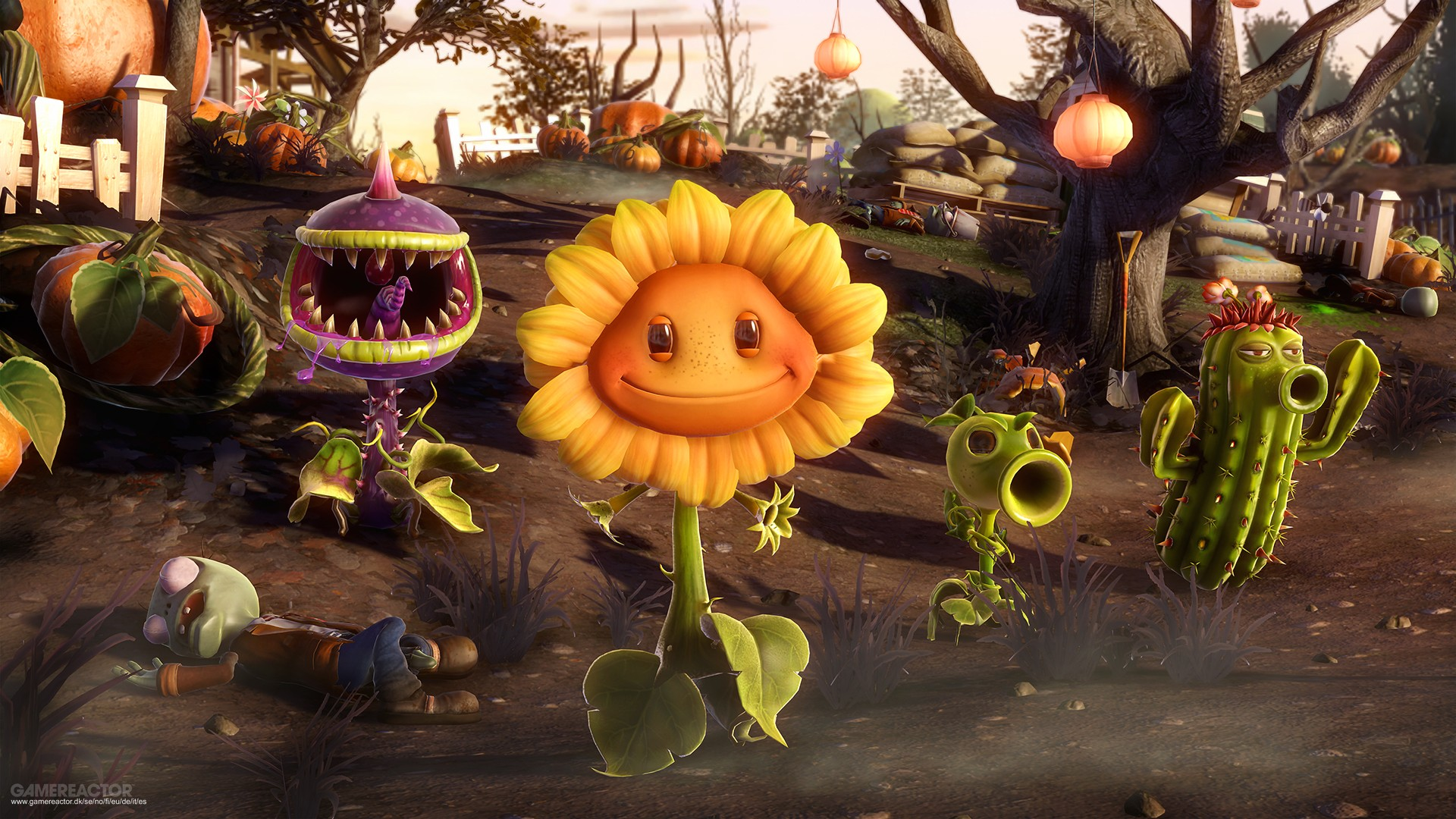 Pictures of Plants vs Zombies: Garden Warfare on EA Access? 3/4