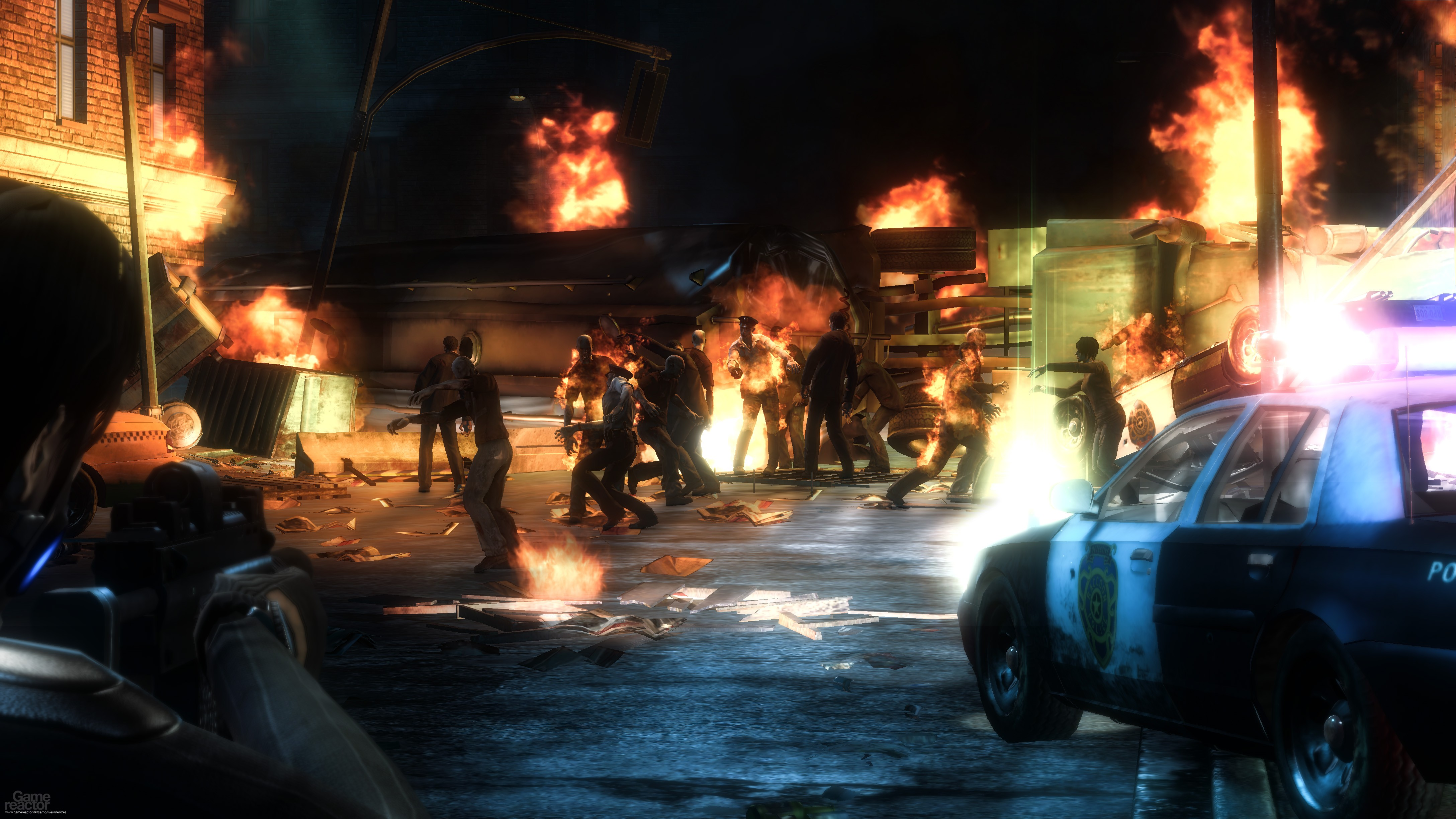 Pictures of Operation Raccoon City is go 4/4