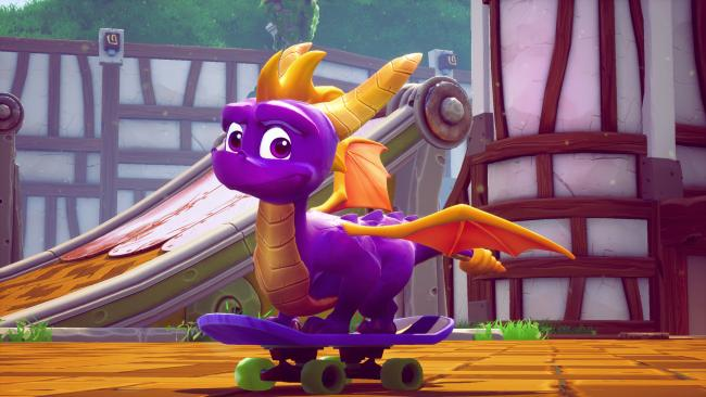 Watch us play Spyro: Reignited Trilogy for two hours